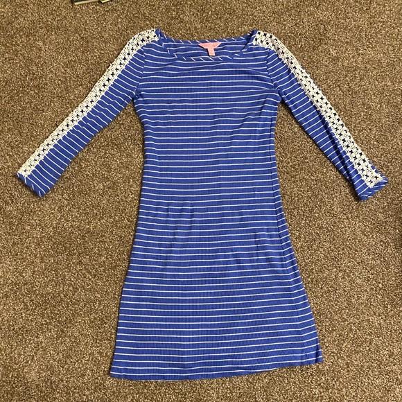 Lilly Pulitzer Striped Dress XXS